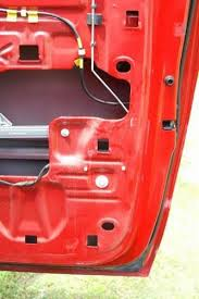 how to fix failing and sluggish power door locks on ford f 150 door panel removed