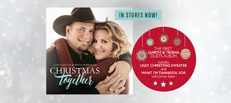 Best trisha yearwood hard candy christmas from trisha yearwood made all our holiday dreams e true with. Garth Brooks