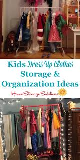 Superhero Coat Rack Kids Dress Up Clothes Storage Organization Ideas 98