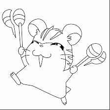 Small Picture outstanding hamtaro characters coloring pages with super smash