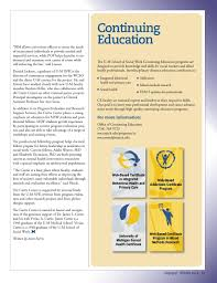 Ongoing 2014 Winter by University of Michigan School of Social Work - issuu