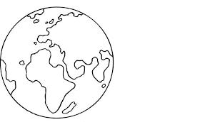 Kleurplaat Planeet Aarde Google Zoeken Space Planeet Aarde