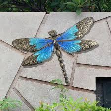 hometrends dragonfly wall art