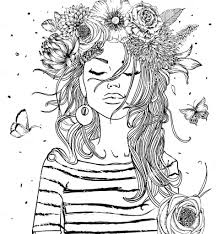 Owls coloring pages there are many species of owls throughout the world, the. Girl Coloring Pages Coloring Rocks