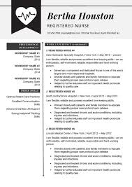Nurse Educator Resume Resume Template Professional Resume Template Creative