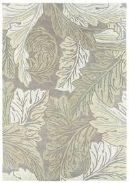 William Morris Rug Designs William Morris Acanthus Designer Wool