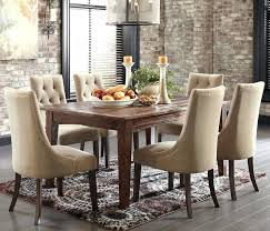 tufted dining room set awesome rustic dining set furniture s tufted dining room tufted dining room