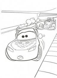 Disney Cars 2 Coloring Pages New Adventures Of Lightning Mcqueen