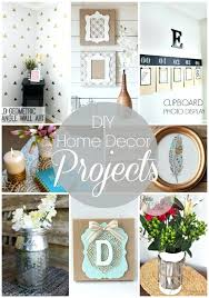 charming diy home decor projects home decor projects diy home decor crafts