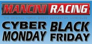 Mancini Racing Mancini Racing Black Friday Cyber Monday