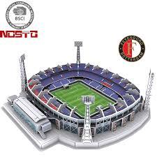 Ontdek De Fabrikant Stadion Bouwplaat Van Hoge Kwaliteit Voor