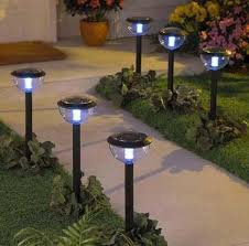 improve your garden with solar lighting