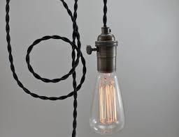 bare bulb lighting. Black Modern Bare Bulb Pendant Light Lighting N