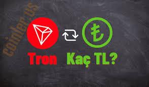 1 TRX Kaç TL? • TRX Coin Grafik • Tron Ne Kadar? • coinler.us