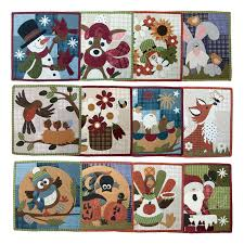 Little Quilts Squared Calendar Series & Check It Out Adamdwight.com