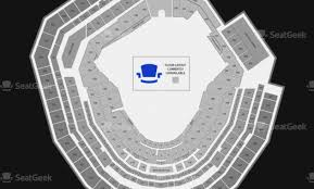 Detailed Interactive Seating Chart Turner Field Braves