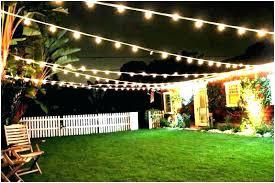 diy outdoor lighting ideas. Outdoor Party Lighting Ideas For Backyard Garden  Diy N