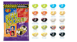 Harry Potter Jelly Bean Flavors Chart Accidental Inventions The Barf Flavored Jelly Bean Inventor