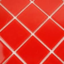 red glass tile tiles uk vitreous mosaic crystal of kitchen design bathroom floor