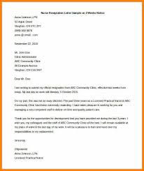 Sample Notice Letters 14 Example Of A Two Week Notice Letter Proposal Agenda