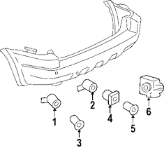 Genuine ford module for 3l8z15k866aa