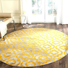 yellow area rug gallery of round yellow area rugs the home depot in circle rug yellow area rug