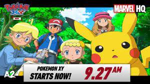 SHOCKING NEWS!? Pokemon XY Starting Now on Marvel HQ! | Biggest Pokemon  Update! ? | XY in Hindi