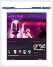 Facebook Template 95 Free Sample Example Format