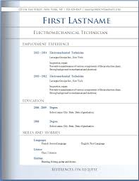 Resume 41 New Resume Word Template High Resolution Wallpaper