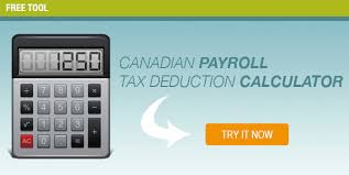 Pay Deduction Calculator A Payroll Calculator That Calculates Canadian Payroll
