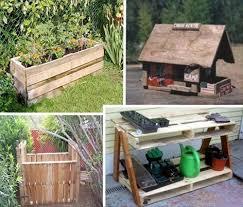 do it yourself pallet furniture. Diy Pallet Furniture Blueprints Garden Exterior Beauty DIY Ideas | Do It Yourself
