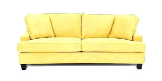 mustard yellow leather chair er sofa furniture ikea dining chairs