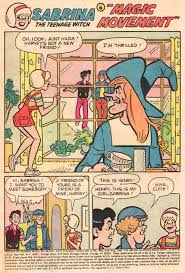 Comic Sabrina The Teenage Witch (1971) issue 56