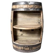 oak wine barrel barrels whiskey. Description Display Your Decor Or Whiskey Collection While Hiding Away Secrets In This Unique Two Oak Wine Barrel Barrels