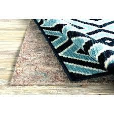 using carpet pad under area rug carpet