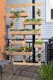 outdoor living wall planter