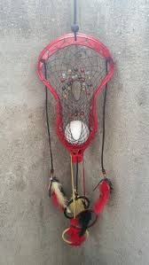 Dream Catcher Rules Lacrosse stick dream catcher I would die for one of these 12