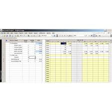 how to make a budget how to create a budget in microsoft office project