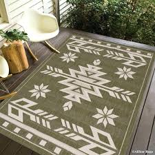 all area rugs all weather indoor outdoor sage green area rug 4x6 area rugs