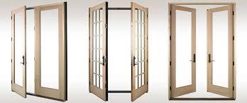 hinged patio doors. PlyGem Mira Hinged Patio Doors