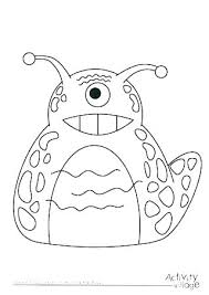 Loch Ness Monster Coloring Pages Monster Coloring Pages Coloring