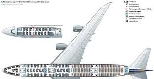 747 8 Intercontinental Seating Chart Lufthansa Boeing 747 8i Seat Map Boeing 747 Boeing 747 8