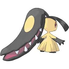 Pokemon Ripoffs — #303 Mawile Generation: 3 Type: Steel (Fairy) ...
