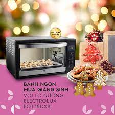 Electrolux - Chỉ cần đường, sữa, bột, trứng gà và lò nướng Electrolux  EOT38DXB là bạn đã có món bánh quy gừng đầy hấp dẫn cho mùa Giáng Sinh sắp  tới. COMMENT