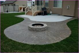 patio designs with fire pit. Built In Fire Pits Designs With Pit Pretty Patio  Concrete .
