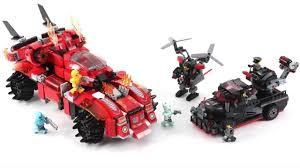 Đồ Chơi Xếp Hình LEGO NINJAGO Lắp Ráp Siêu Xe Hoả Thần - 1134 Chi Tiết   Lego  ninjago, Lego, Xếp hình lego