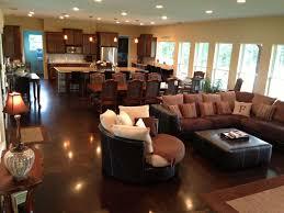 open kitchen living room designs. Open Concept Kitchen Living Dining Great Room Design Ideas Of And Designs S
