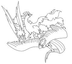 Articuno Pokemon Coloring Pages Getcoloringpagescom