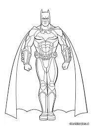 Batman14 Batman Kleurplaten Kleurplaatcom
