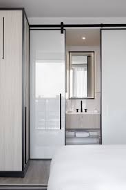 Sliding door - The William Vale Residence by Studio Munge. Interior Barn  Door ...